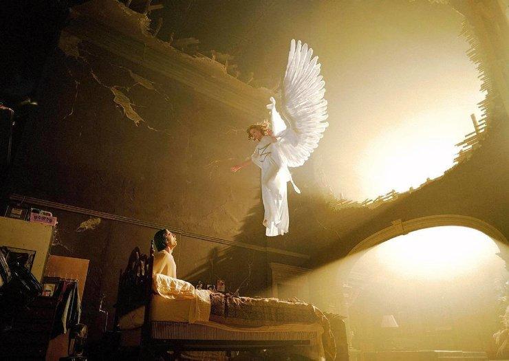 Небесный ангел-хранитель