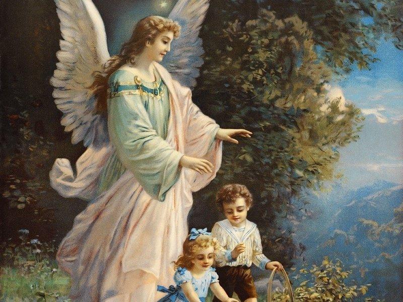 Молитва ангелу-хранителю ребенка