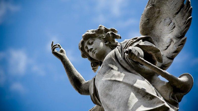 Молитва ангелу хранителю для счастья и удачи