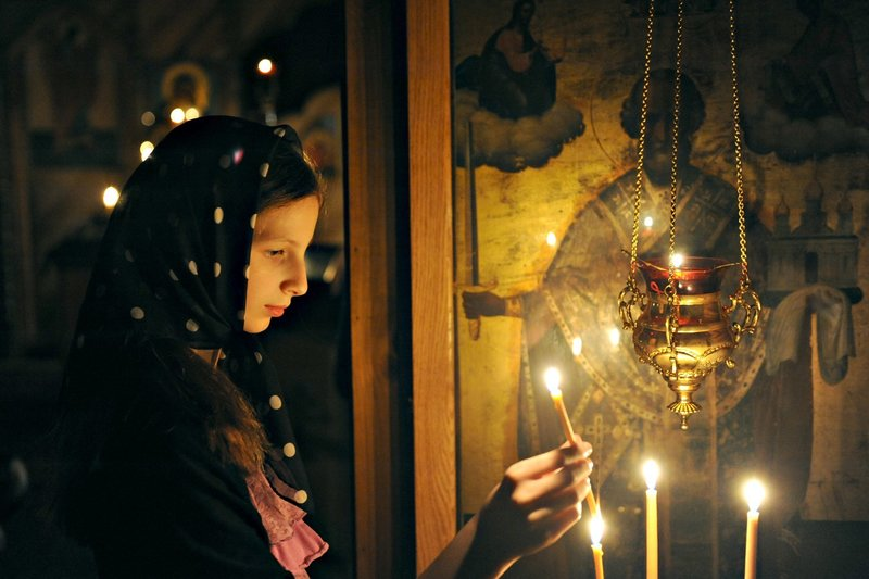 О чём молятся Блаженной Ксении