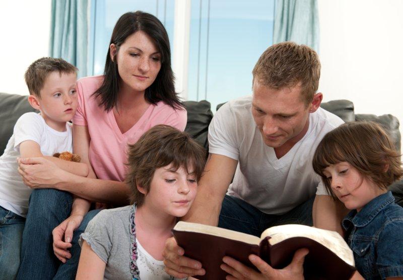 Молитва Сергию Радонежскому всей семьёй