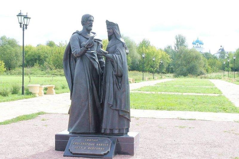 Петр и Феврония Муромские молитва о благополучии в браке