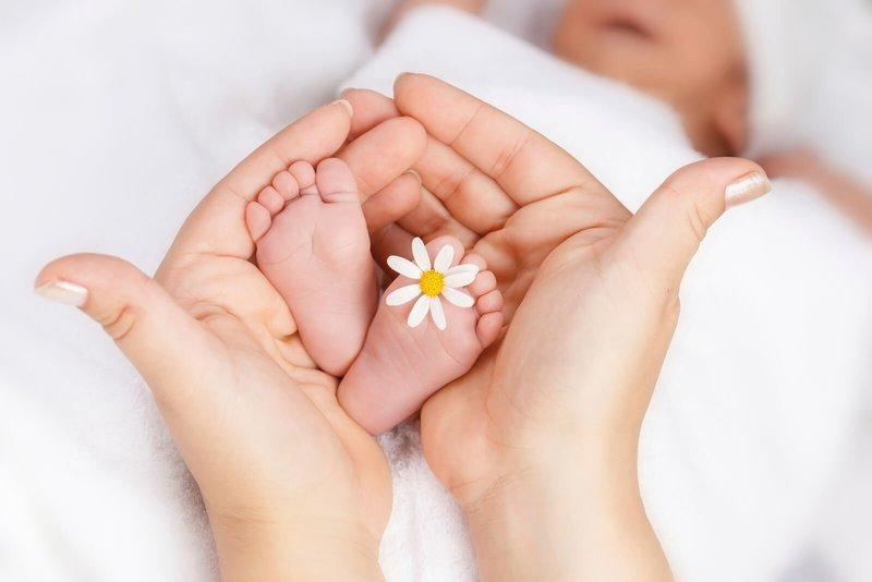 Молитва о даровании ребёнка