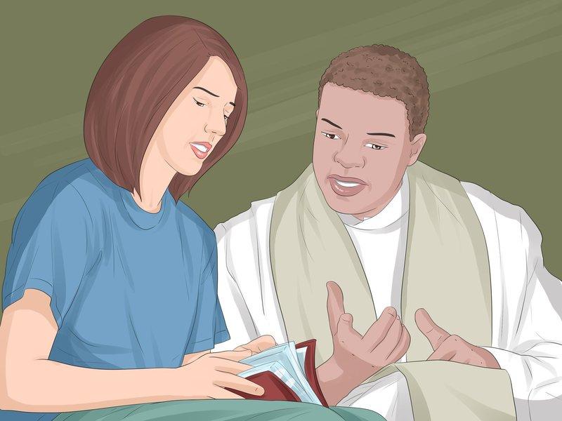Молитвы покаянные перед исповедью