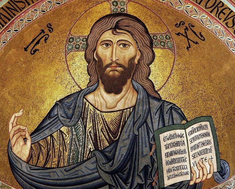 Полный текст молитвословия Иисусу