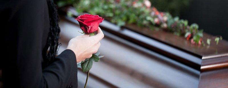 Молитва на кладбище у могилы усопшего