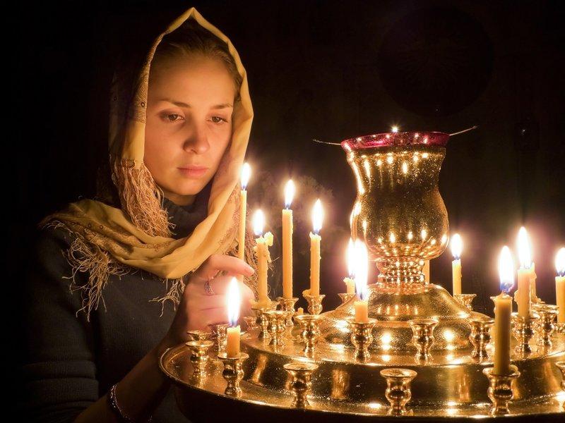 Молитва Матроне за души детей убиенных во чреве