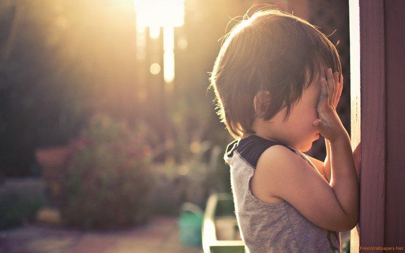 Как вылечить ребёнка с помощью молитв