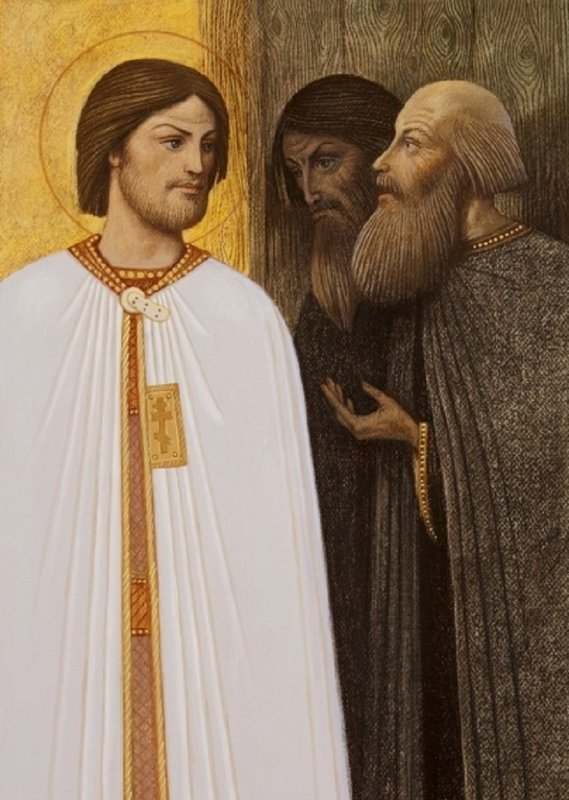 Молитва Петра Господу