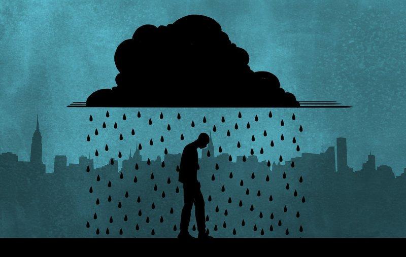 Молитва в отчаянии в унынии и отчаянии