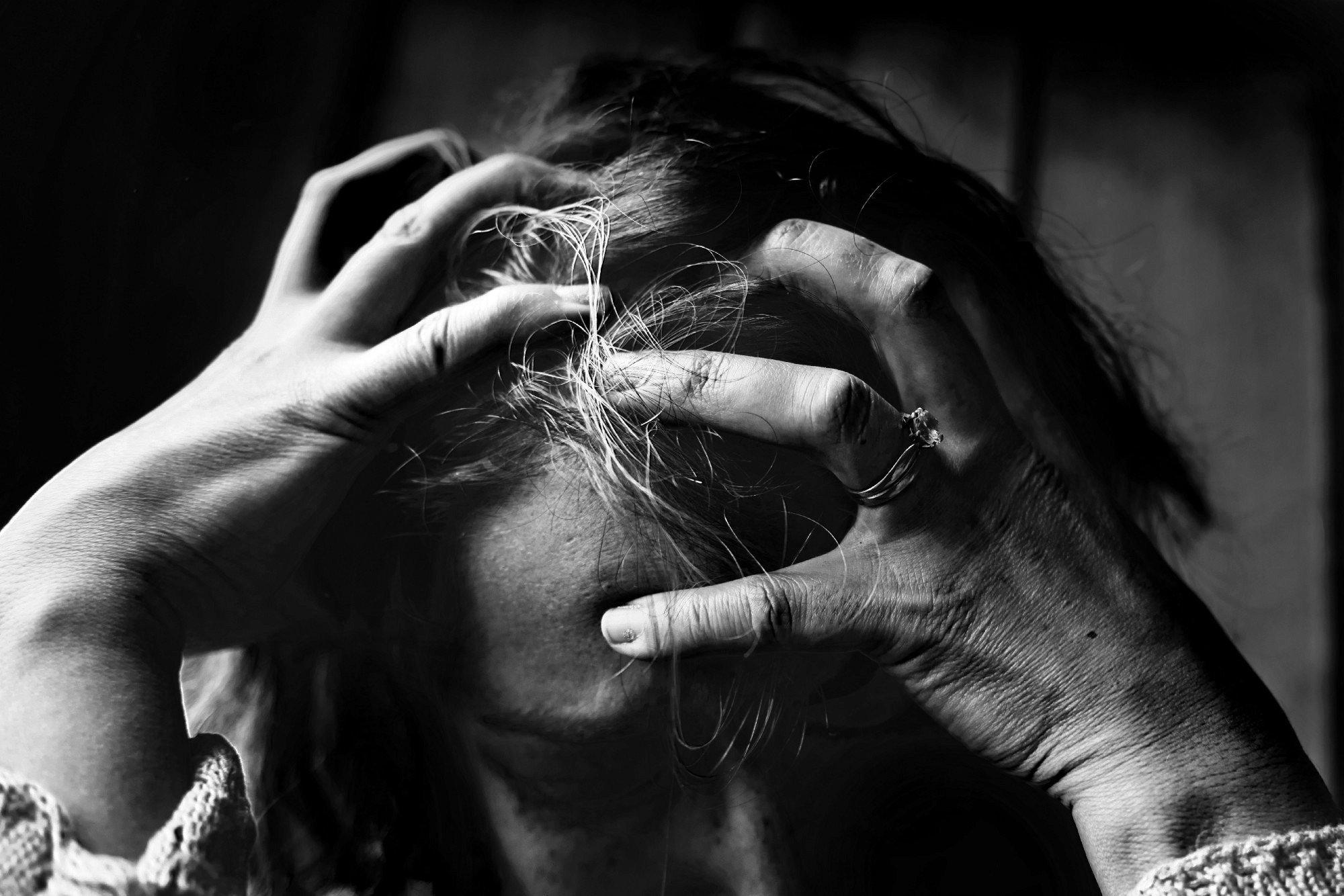 Молитва от отчаяния и депрессии