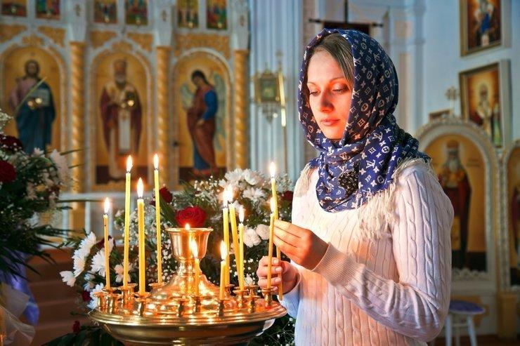 Молитва роженицы перед родами