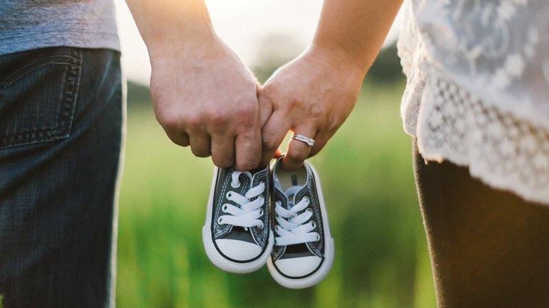 Молитвы мужа и жены о даровании детей
