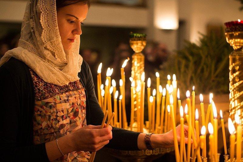 Кому читать молитв после аборта