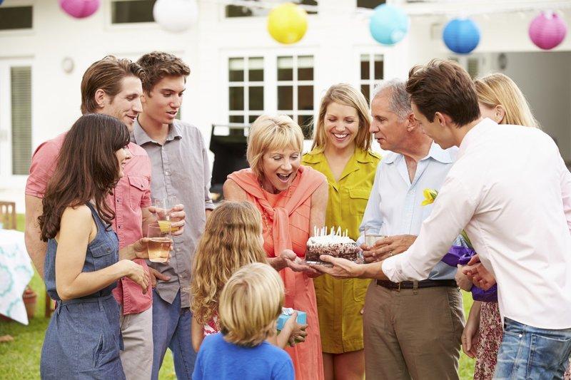 Молиться в день рождения на счастливую семью