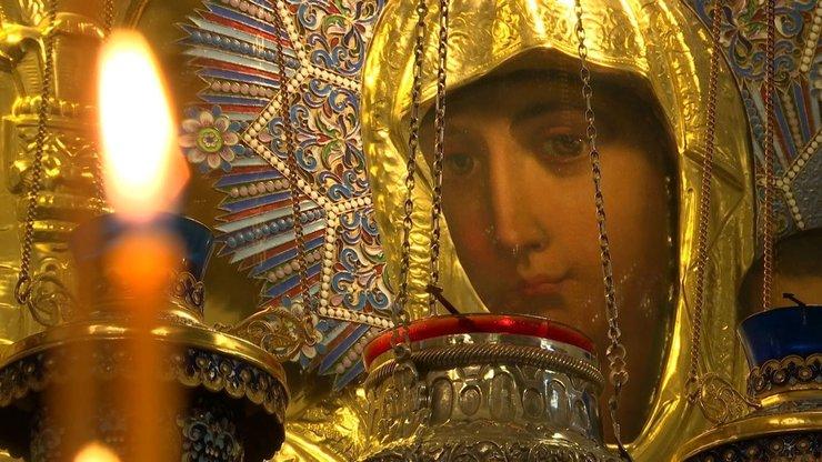 Молитва Пресвятой Богородице Нечаянная радость