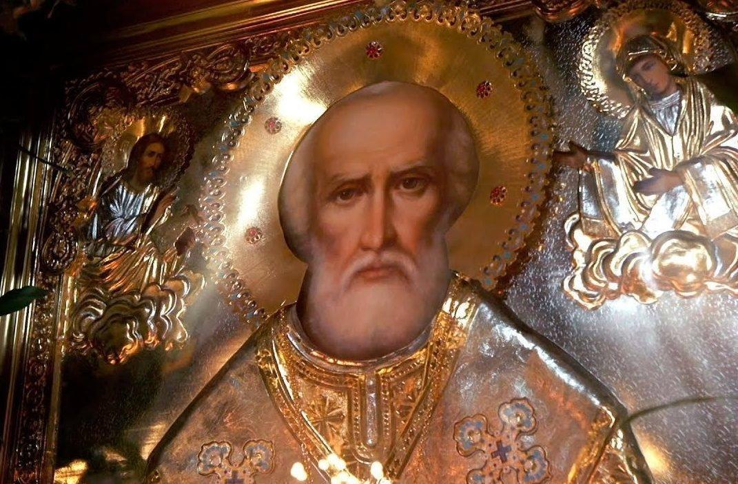 Молитва перед родами Николаю Угоднику