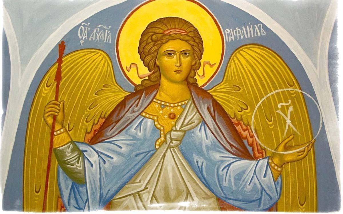 Молитва Архангелу Рафаилу в среду