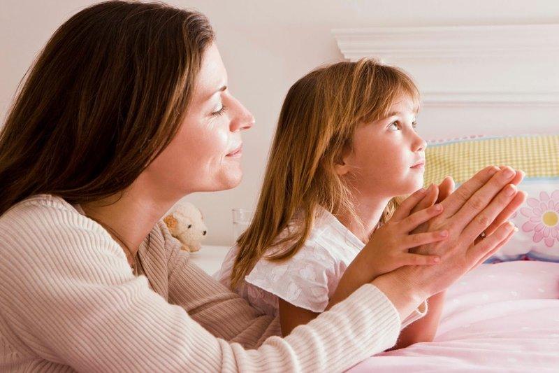 Православные молитвы о дочери