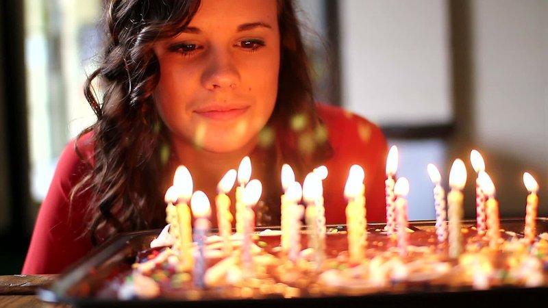 Сильная молитва в день рождения раз в году