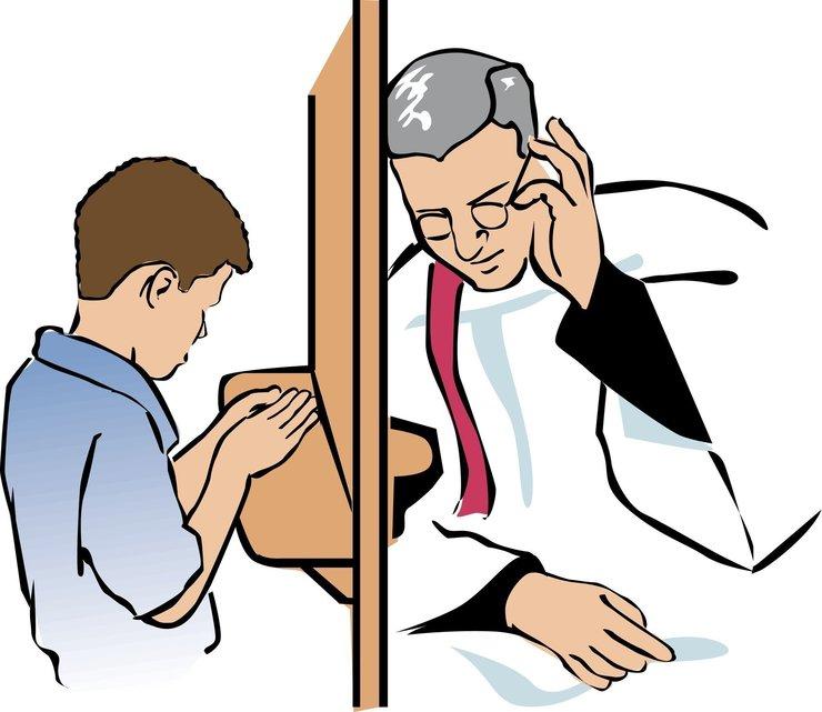 Молитва перед причастием
