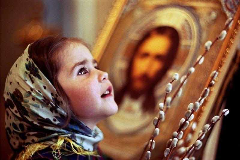 Обращение к Матроне Москвоской о детях