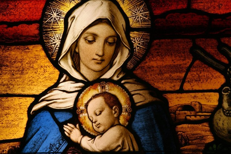 Сон пресвятой богородицы чудодейственная молитва на всякое спасение