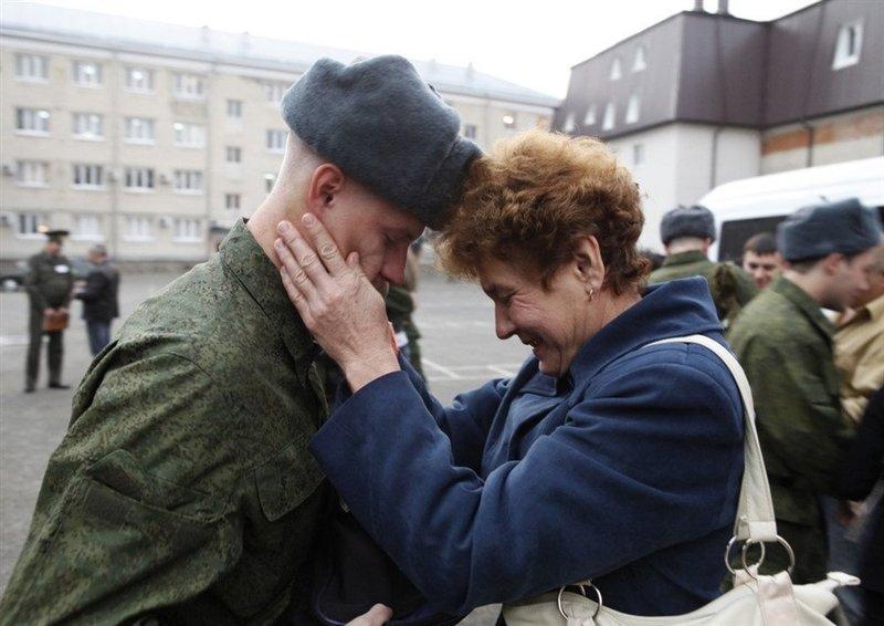 Материнская молитва на сына в армии