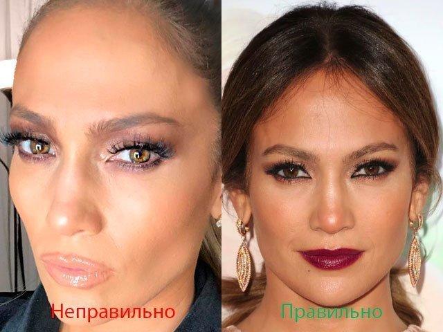15 главных ошибки в макияже - проверь себя!