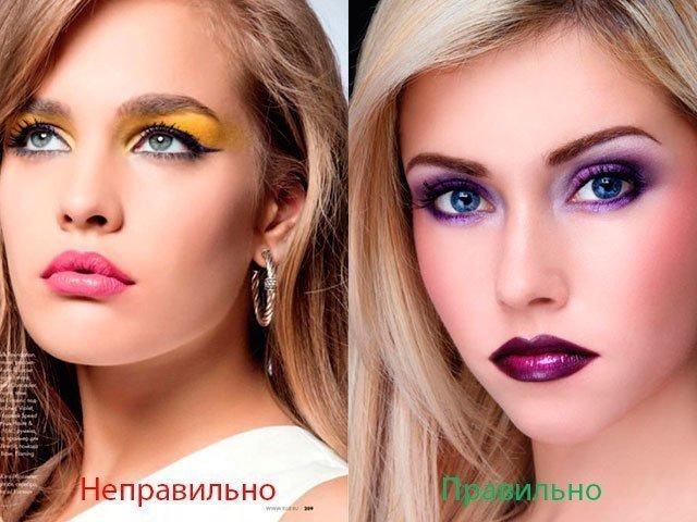15 главных ошибок в макияже - проверь себя