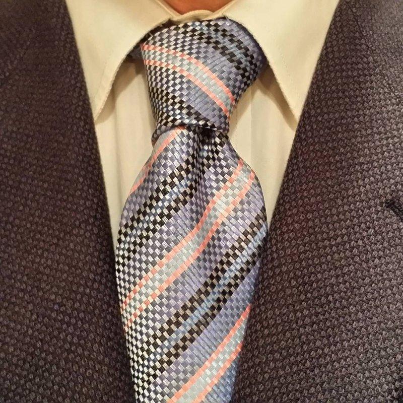 """Узел галстука """"Пратт"""""""