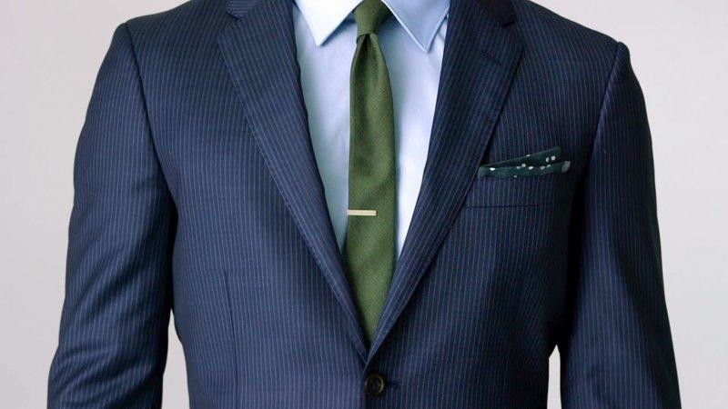 Основные правила завязывания галстуков
