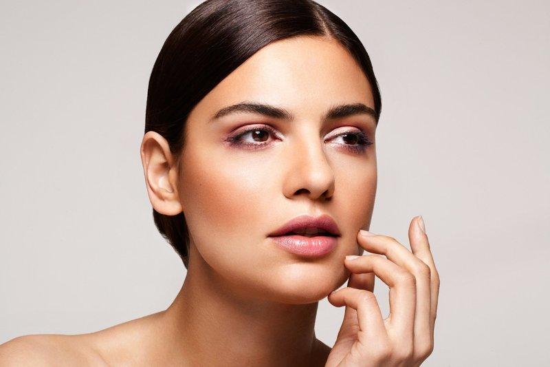 Ежедневный макияж для карих глаз