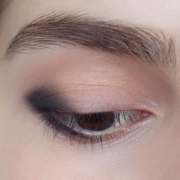 Оформление уголка глаза