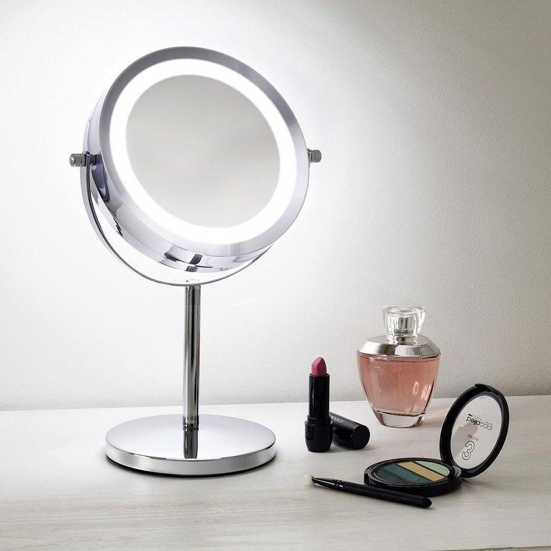Настольный вид зеркала