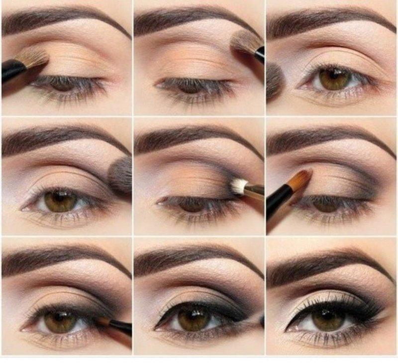 Техника макияжа для фотосессии