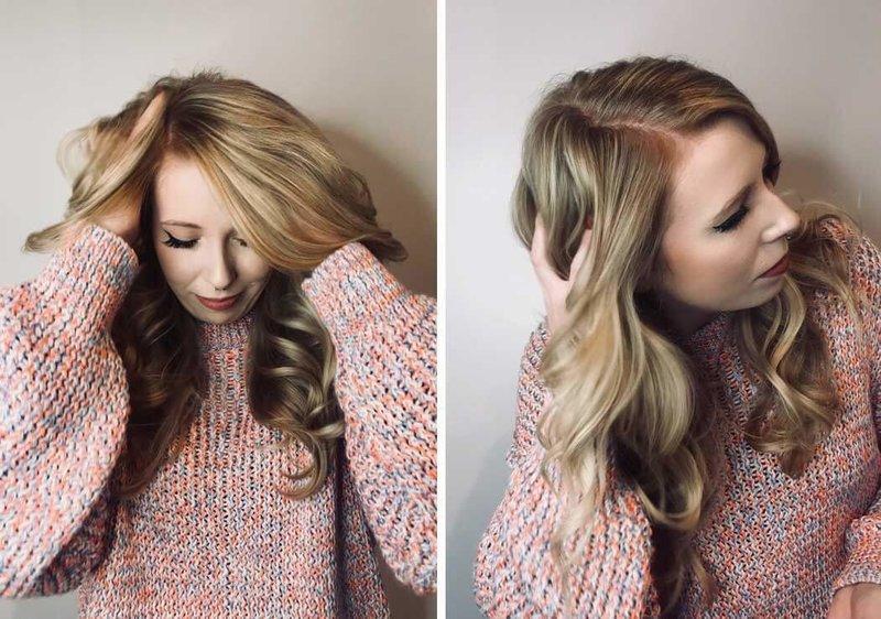 Придание формы волосам