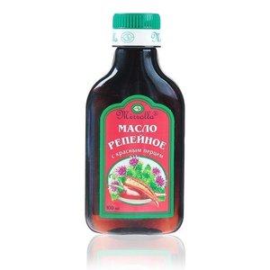 Репейное масло фото
