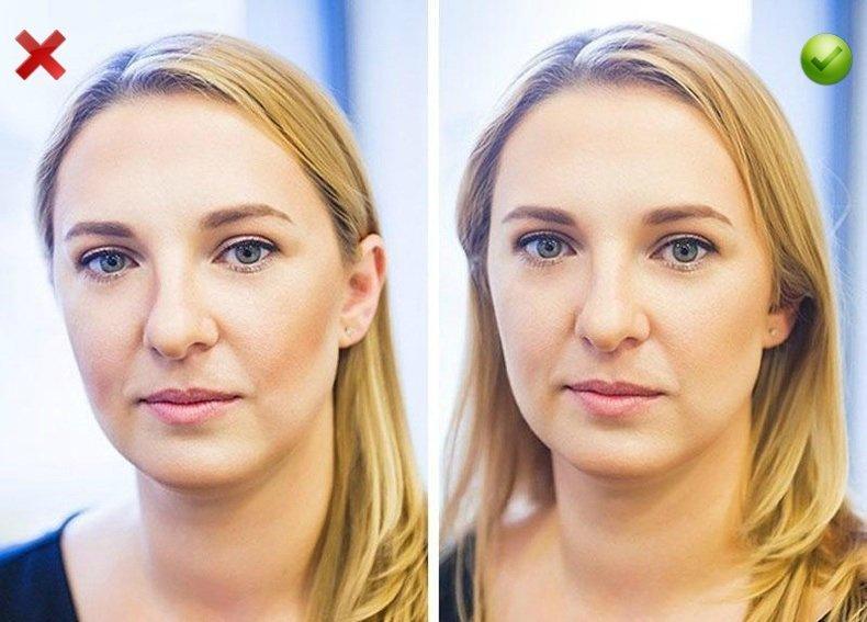 Ошибки при макияже на каждый день