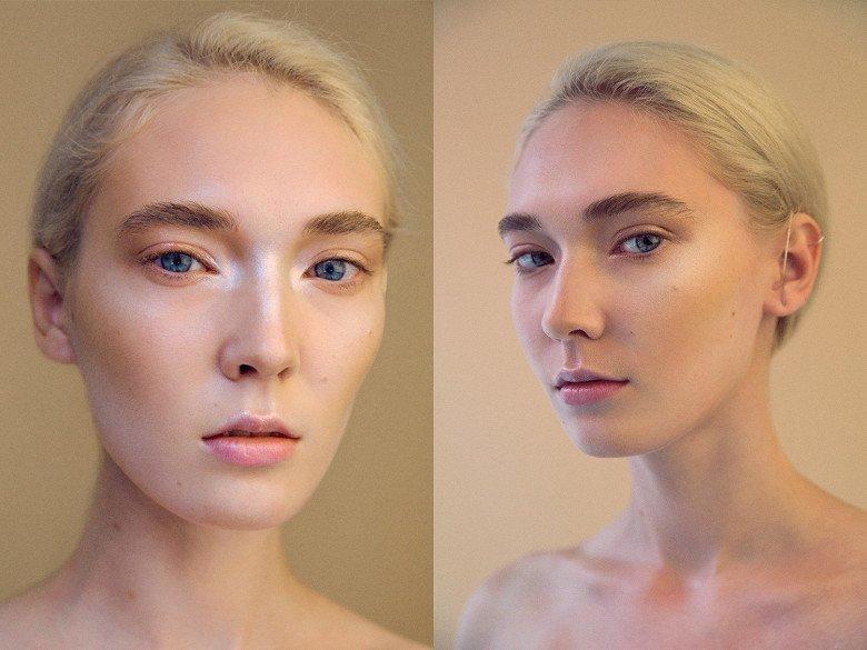 Как правильно сделать натуральный макияж?
