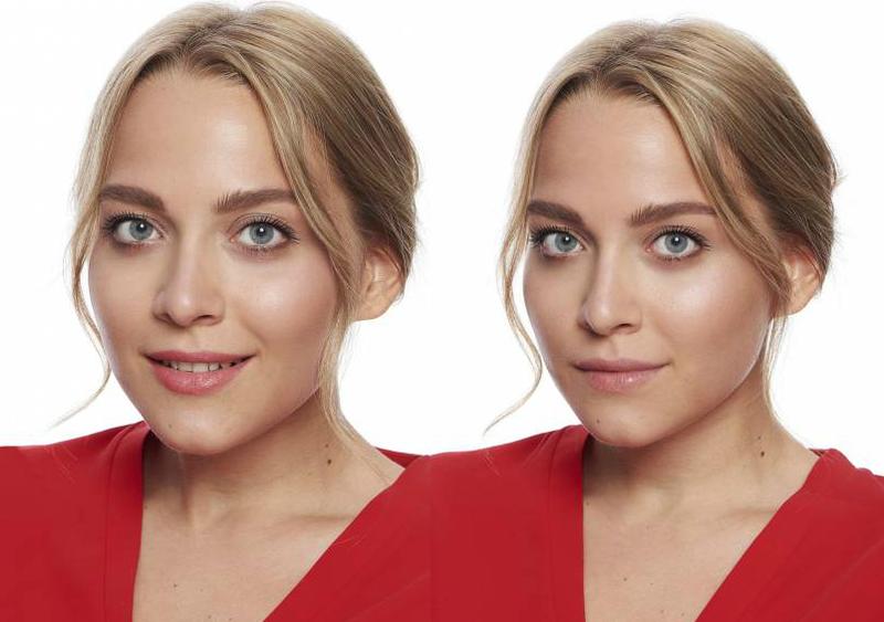 Варианты оформления губ при макияже на каждый день