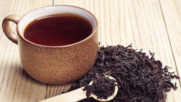 Маска для волос из чая