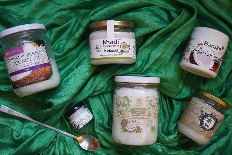 Разновидности кокосового масла
