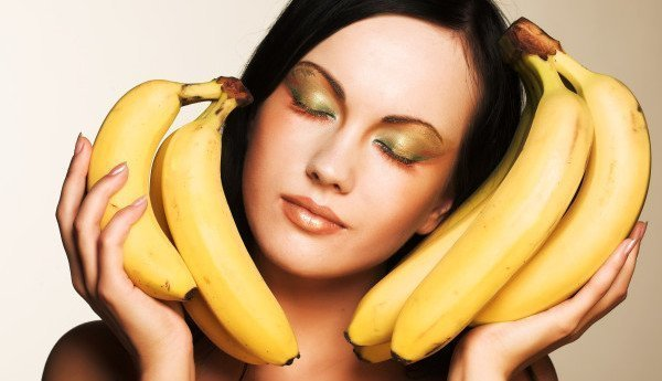 Способы применения банана