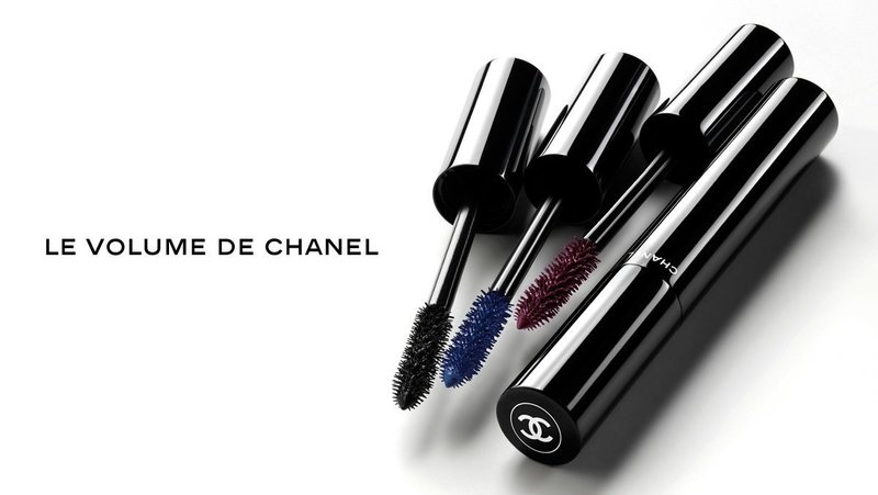 Цветная тушь Le Volume de Chanel Colored Mascara