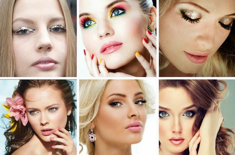 Виды профессионального макияжа
