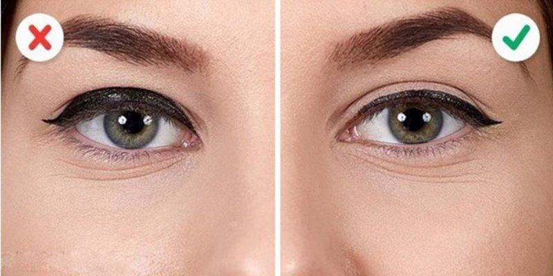 Главные ошибки макияжа со стрелками