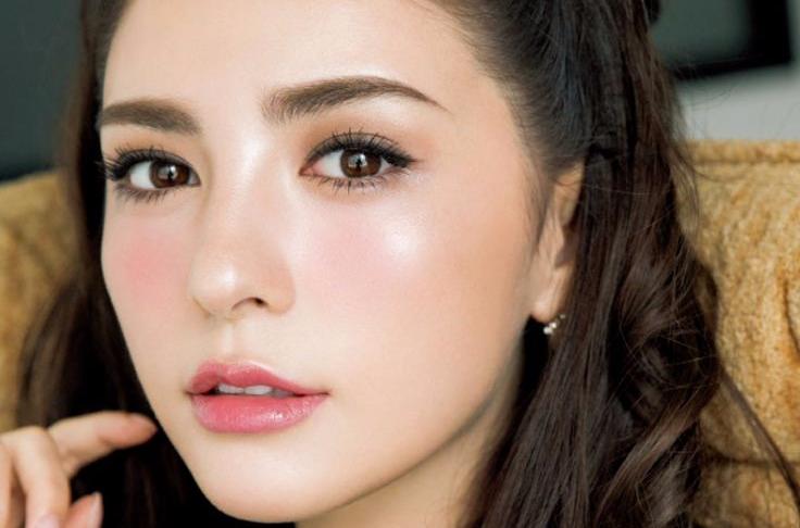 Японский макияж пошагово