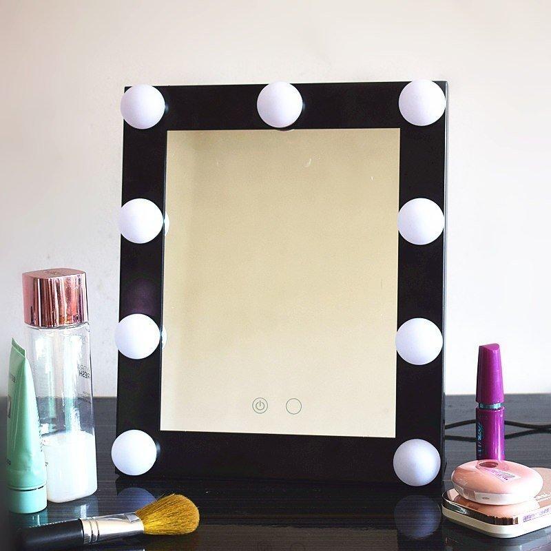 Зеркала для макияжа разных размеров