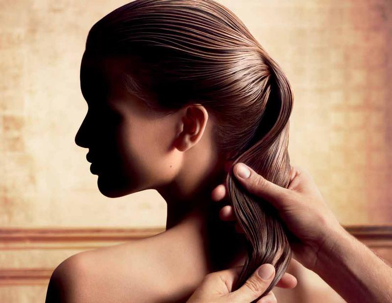 Касторовое масло для волос придаем им живой блеск